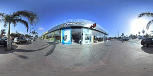 Farmacia Corralejo - Fachada de nuestra farmacia