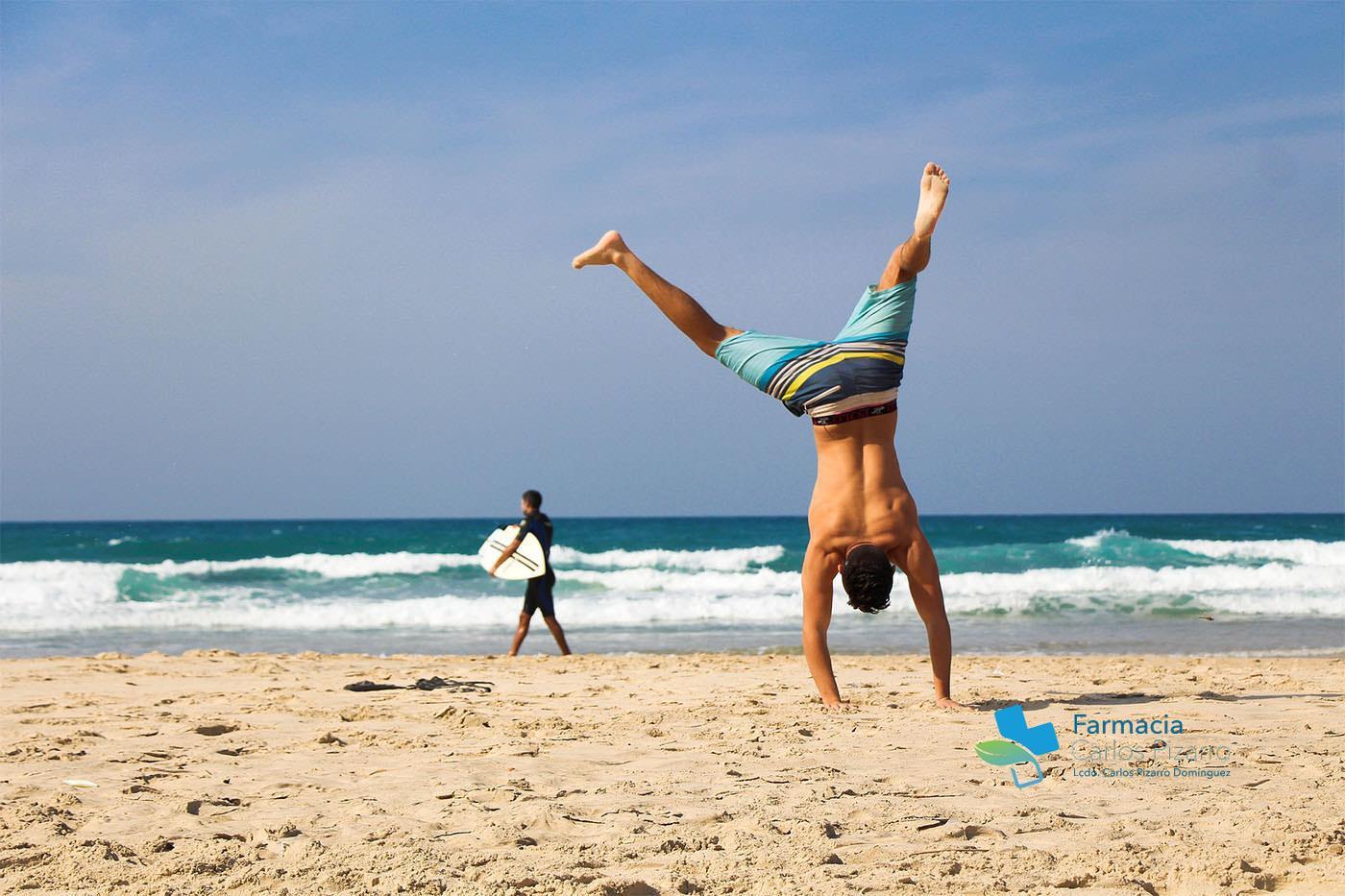 Beneficios de practicar deporte - Blog - Farmacia Carlos Pizarro - Farmacia Corralejo